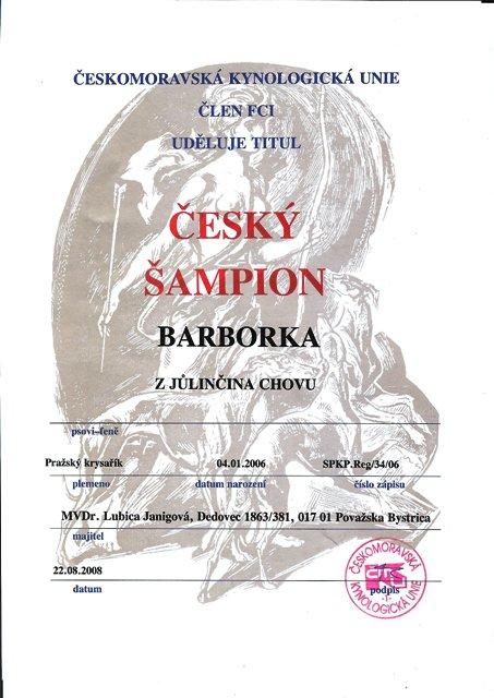 Český šampión