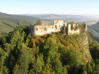 Považský hrad.